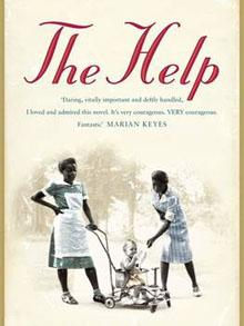 UK Cover of the Help AKA The cover they dared not put on US bookshelves