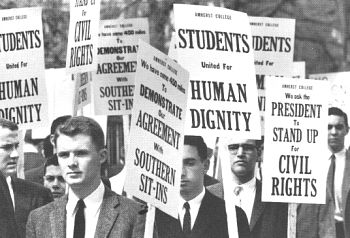 Protesting in the 1960s and 1970s