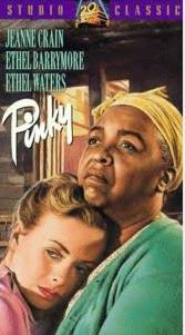 Pinky Promo poster, starring Ethel Waters and Jean Crain. The nurturing domestic was a popular character during segregation