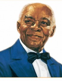 Uncle Ben, now distinguished looking and a permanent sales image for Uncle Ben's Rice