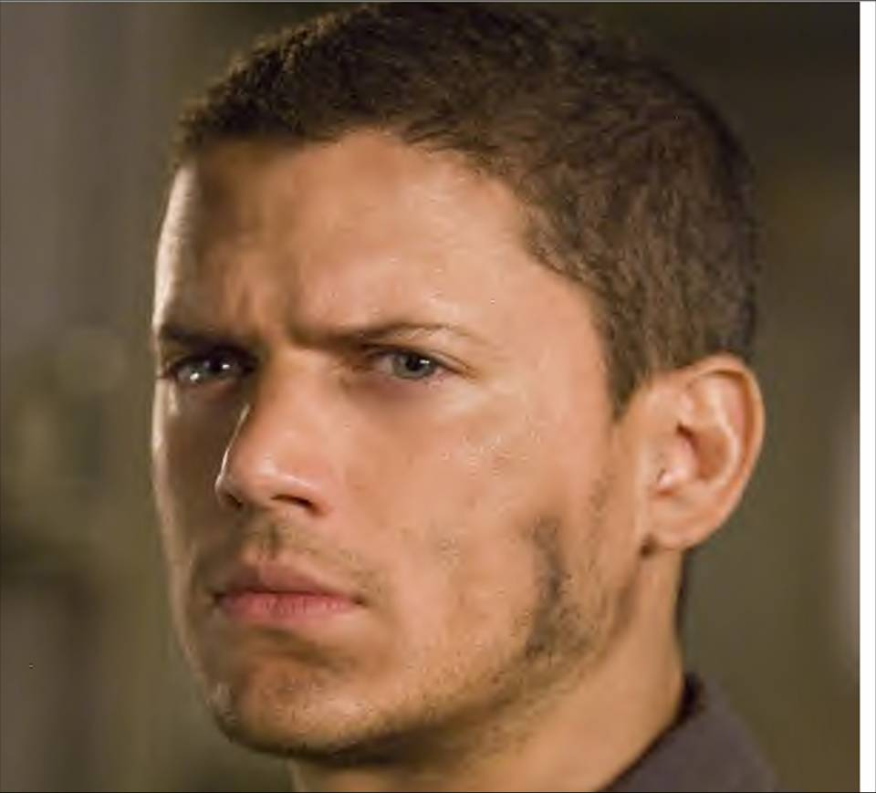 wentworth miller as a kid