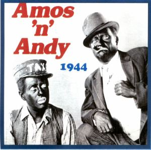 The creators of the radio show portraying Amos and Andy in blackface