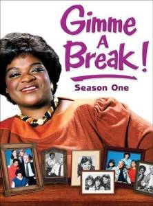 Gimmee A Break! with leading lady Nell Carter