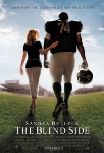 Poster for The Blind Side