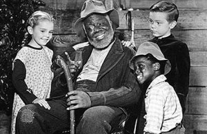 "Uncle Remus from Disney's ""Song of the South"""