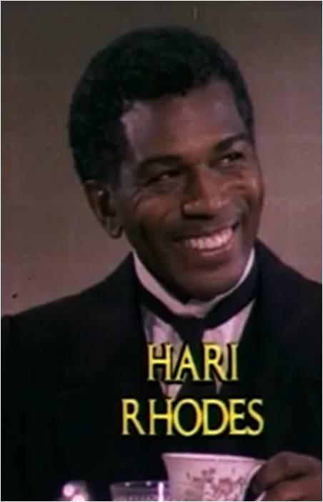 Hari Rhodes