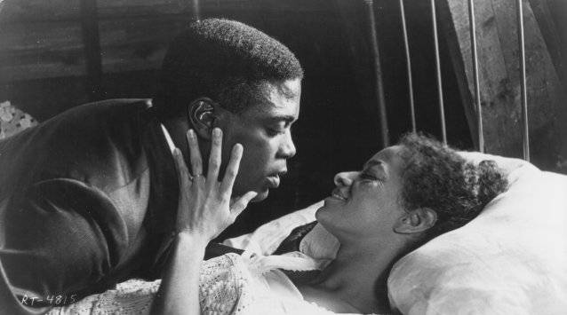 """Are black moviegoers being treated to, or like """"TheHelp?"""""""