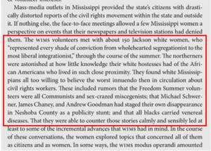 wims-wednesdays-in-mississippi, residents talk about blacks having venereal diseases and that northern agitators are communists