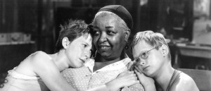 Ethel Waters gives comfort, just like Aibileen and Constantine in The Help