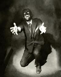 "Al Jolson, a beloved American entertainer in blackface singing about his ""Mammy"""