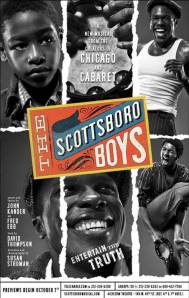 Scottsboro Boys, The Musical. Much like The Help, this version white washed the real life events