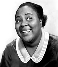 Louise Beavers, the early screen prototype for Stockett's Aibileen Clark