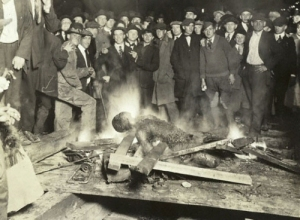 A Lynching in Omaha, Nebraska in Sept of 1919