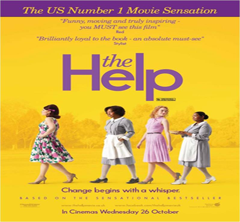 the help novel Watch video  tate taylor (screenplay), kathryn stockett (novel) stars: emma stone, viola davis, octavia spencer | see title: the help (2011.