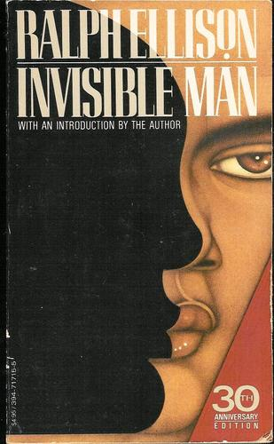 a review of the book invisible man by ralph ellison Invisible men: wells and ellison  invisible man by ralph ellison  book review: romi and the wildfire by ruskin bond.