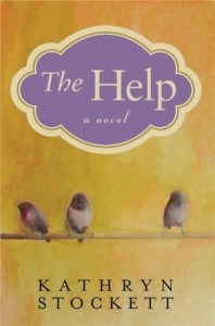 US book cover for The Help
