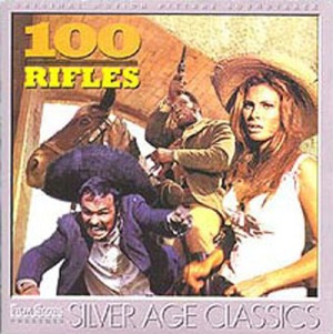 100 Rifles, featuring Jim Brown, Raquel Welch and Burt Reynolds