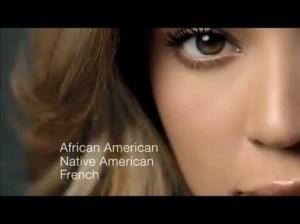 Beyonce LOreal ad