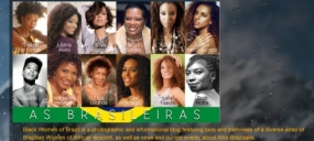 Black Women of Brazil Website