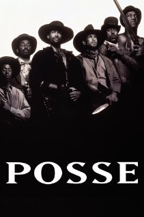 Posse movie poster