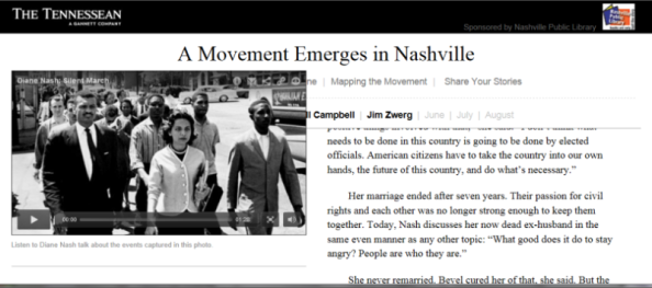 A Movement Emerges in Nashville