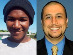 Trayvon Martin and George Zimmerman will forever be linked in history.