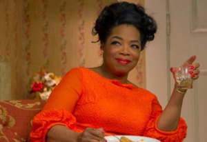 Oprah in The Butler