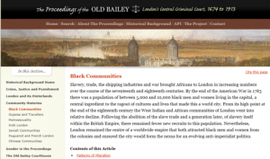 Old Bailey website
