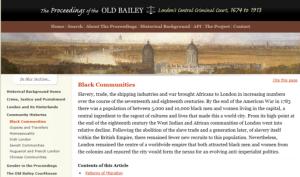 Old Bailey website