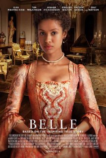 Poster for the movie BELLE