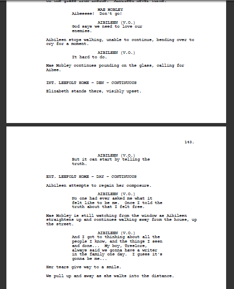 Quotes from the help a critical review of the novel the help last scene per the screenplay of the help fandeluxe Choice Image