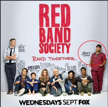 "Octavia Spencer goes from playing a ""Sassy"" maid to a ""Scary bitch"" in the new FOX series Red Band Society"