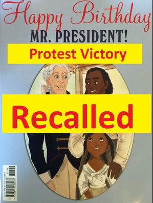 Happy  Birthday Mr President is recalled