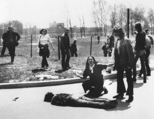 aftermath of Kent State shootings