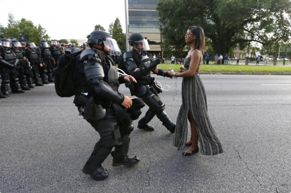 Photo by Jonathan Bachman for Reuters_2016 Protest in Baton Rouge