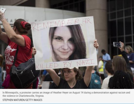 Remembering Heather Heyer