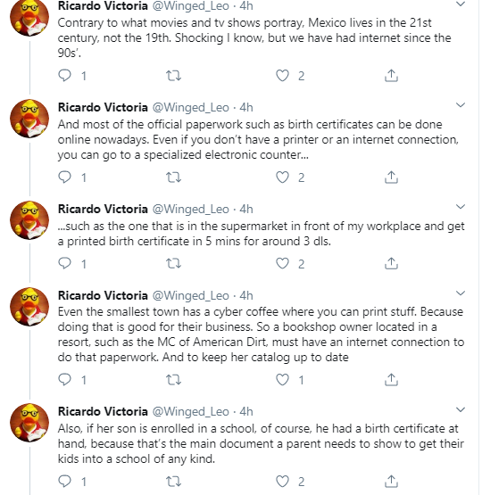 Ricardo Victoria refutes Cummins research